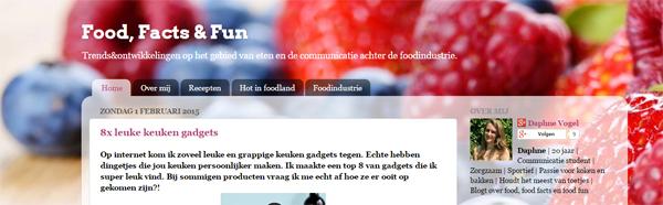 Bloggers Interview Daphne  foodfactsandfun