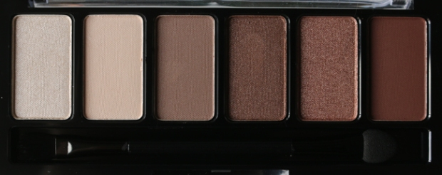 Catrice Chocolate Nudes eyeshadow palette(3)
