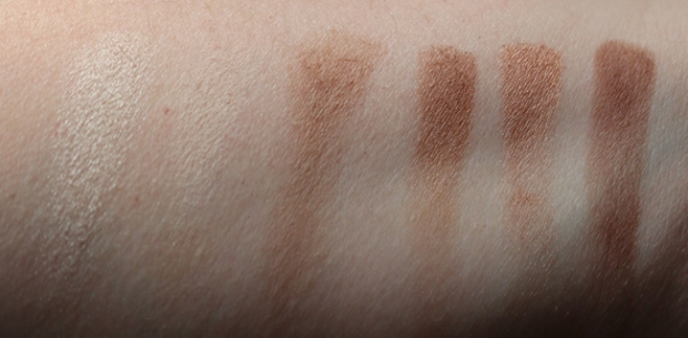 Catrice Chocolate Nudes eyeshadow palette(4)