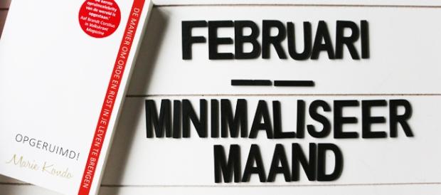 Minimaliseermaandchallengefebruari2016