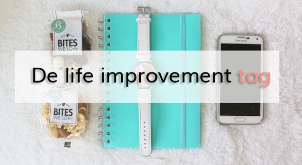 De life improvement tag