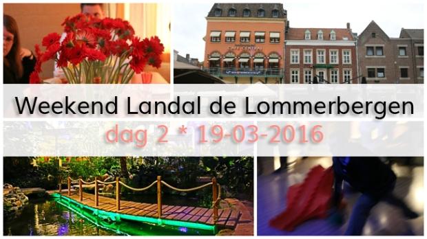 FotorCreaWeekend Landal de Lommerbergen dag 2 19-03-2016 ted