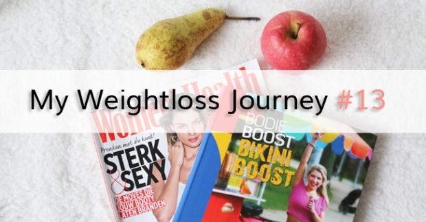My Weightloss Journey #13