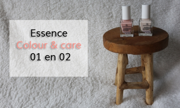 Essence Colour & care 01 en 02