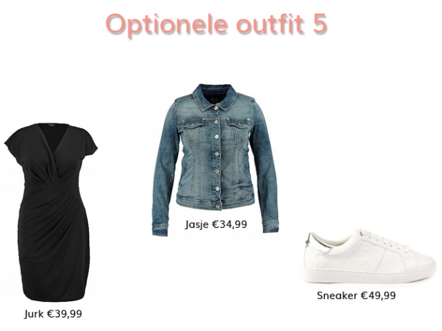Optionele outfit 5