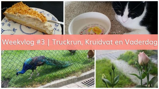 Weekvlog#tumbnail