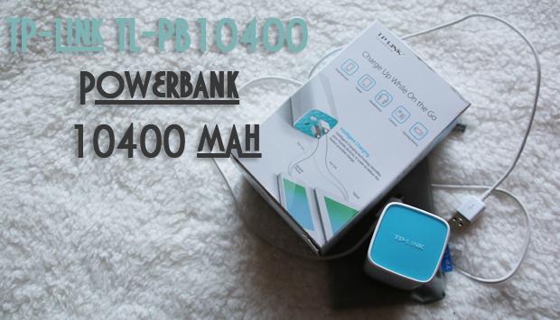 P-Link TL-PB10400 Powerbank 10400 mAh